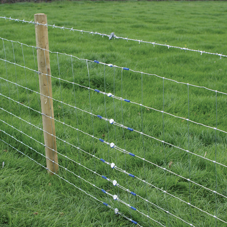 Woven Wire Fence Installation - Smith Fences - Local Wire Fencing in ...
